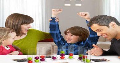 Ev İçinde Ailece Yapılacak Aktiviteler